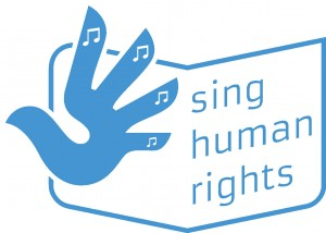 Sing Human Rights Logo