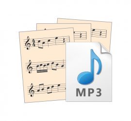 Free sheet music and mp3